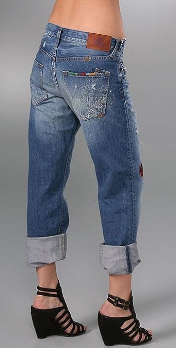 PRPS Japan Barracuda Boyfriend Jeans