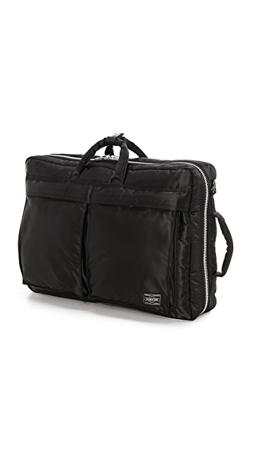 Porter Tanker 3 Way Briefcase