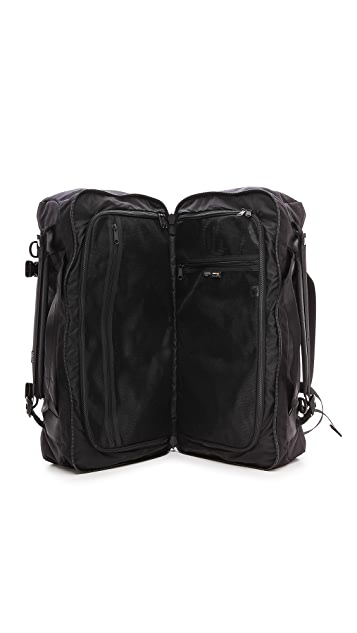 Porter Booth Pack 3-Way Duffel Bag