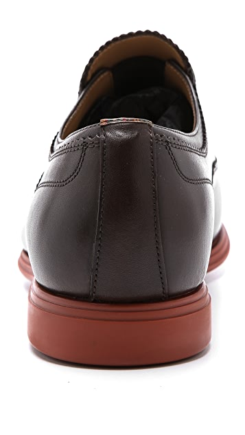 PS by Paul Smith Seymour Laceless Oxfords