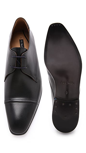 PS by Paul Smith Robin Cap Toe Dress Shoes