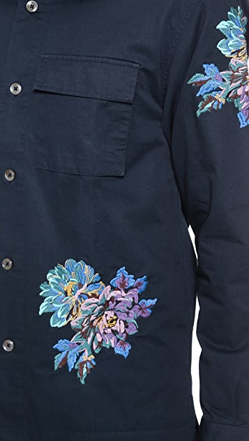 PS by Paul Smith Shirt Jacket