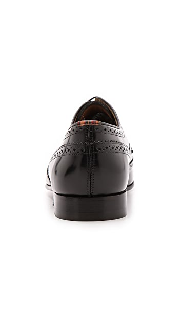 PS by Paul Smith Aldrich High Shine Derby Shoes