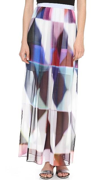 Paul Smith Black Label Maxi Skirt