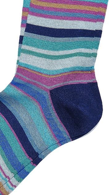 Paul Smith Fancy Stripe Socks