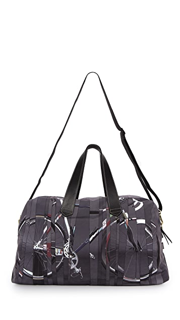 Paul Smith Paul's 9 Bikes Holdall Bag