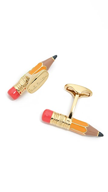Paul Smith Pencil Cufflinks