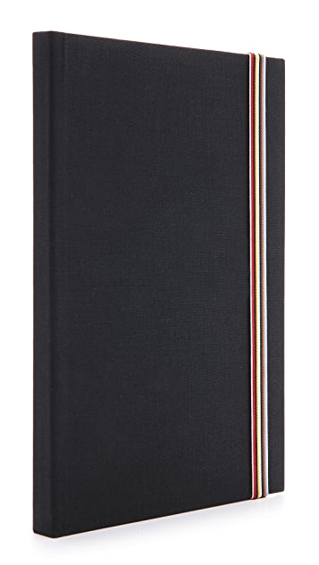 Paul Smith Elastic Medium Notebook