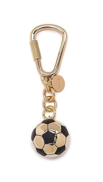 Paul Smith Soccer Ball Key Ring