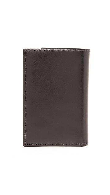 Paul Smith Interior Multi Stripe Credit Card Holder