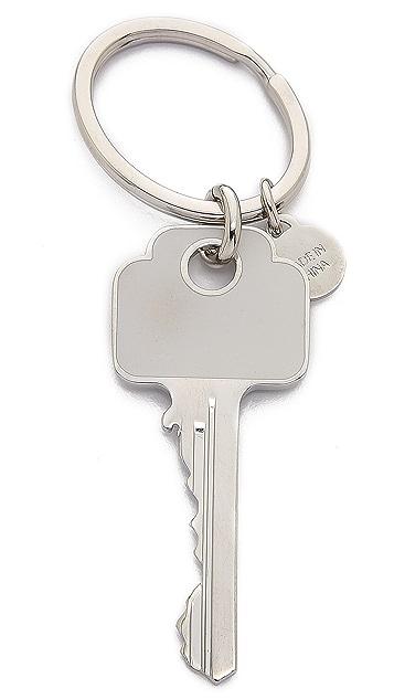Paul Smith Enamel Key Keychain