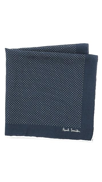 Paul Smith Polka Dots Pocket Square