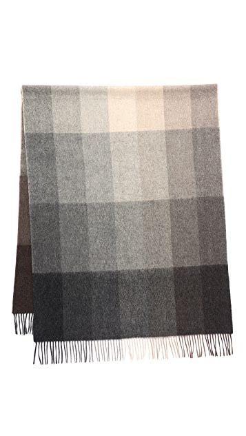 Paul Smith Mainline Check Scarf