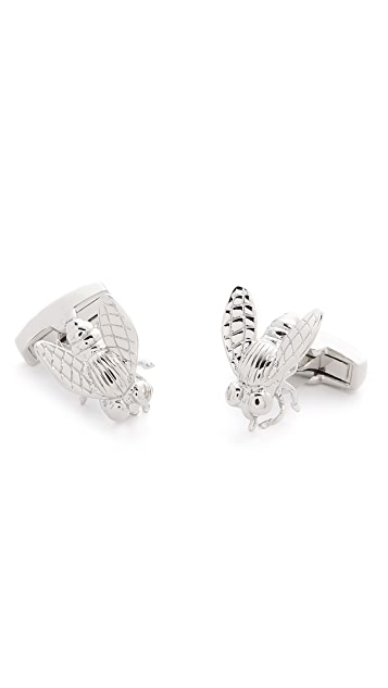 Paul Smith Fly Cufflinks