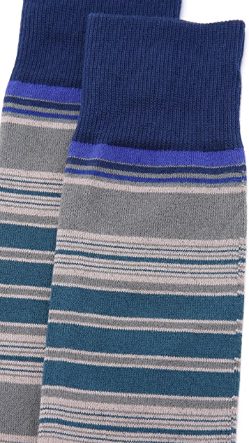 Paul Smith Lumin Stripe Socks