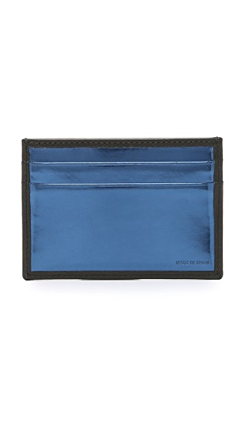 Paul Smith Glow Interior Multi Credit Card Case