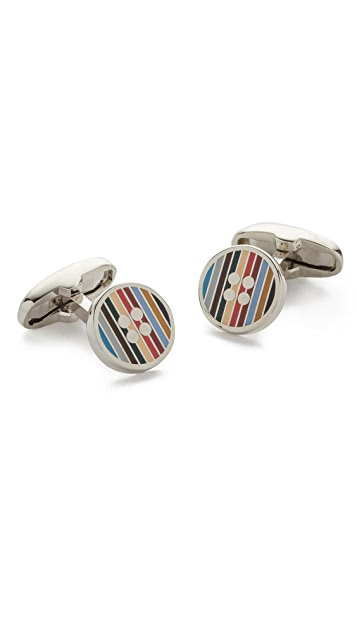 Paul Smith New Button Cuff Links