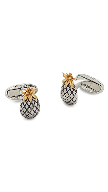 Paul Smith Pineapple Cuff Links