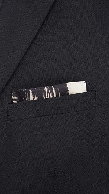 Paul Smith Paul's Photographic Pocket Square