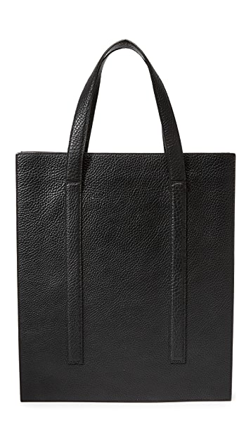 Paul Smith Runway Accordion Tote