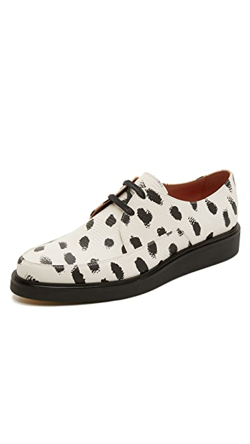 Paul Smith Nico Lace Up Oxfords