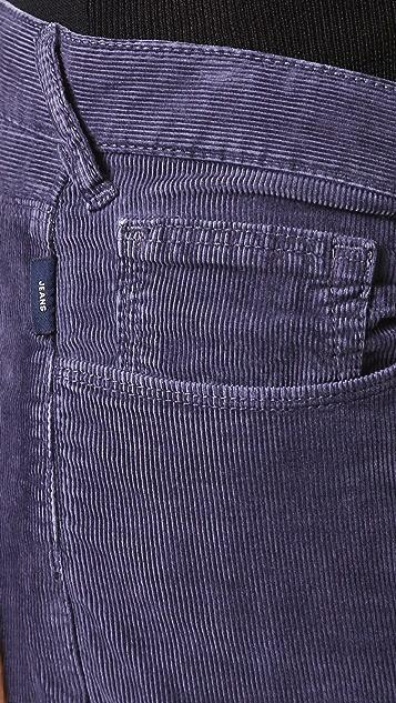Paul Smith Jeans 5 Pocket Corduroy Pants