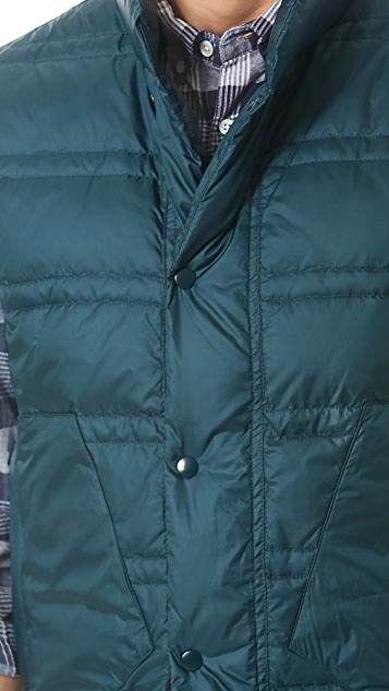 Paul Smith Jeans Quilted Vest