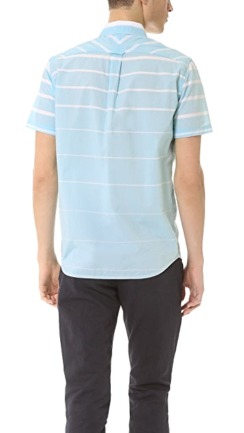 Paul Smith Jeans Short Sleeve Shirt