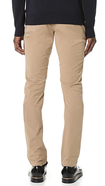 Paul Smith Jeans Slim Fit Trousers