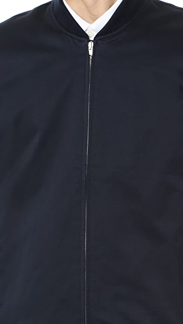 Paul Smith Jeans Lux Bomber Jacket