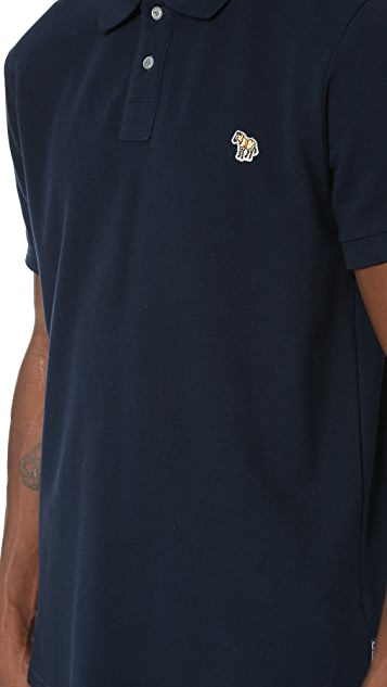 Paul Smith Jeans Regular Fit Polo