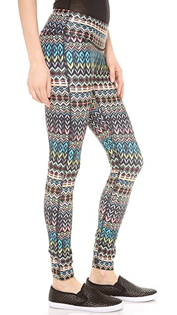PRISMSPORT Aztec Leggings