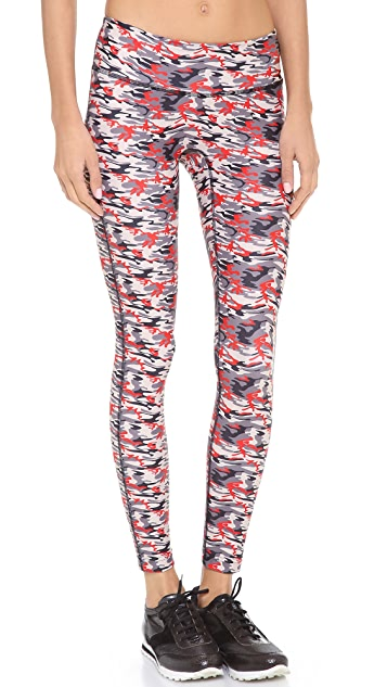 PRISMSPORT Camo Leggings