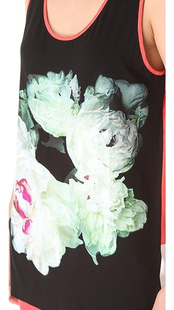 Peter Som Floral Tank