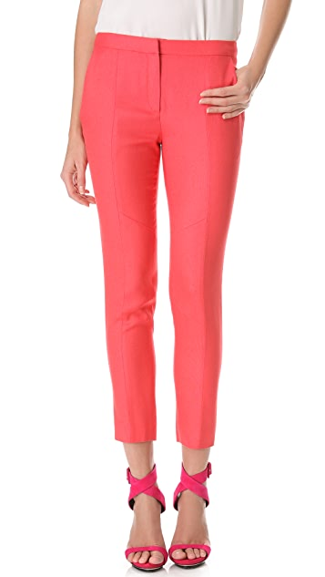 Peter Som Skinny Ankle Pants