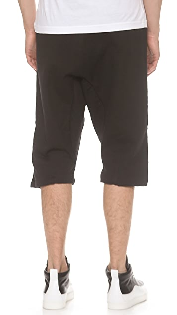Public School Cotton Shorts