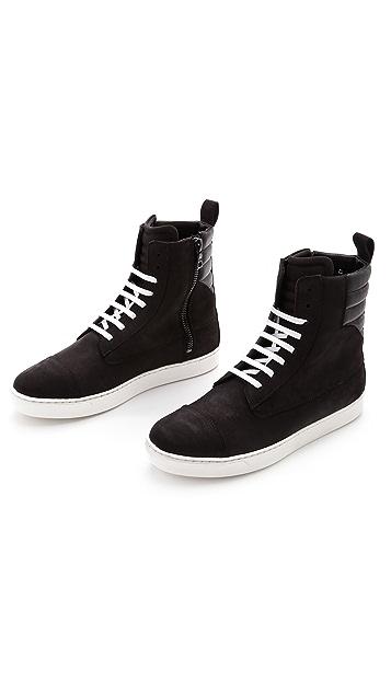 Public School The Generic Man High Top Sneakers