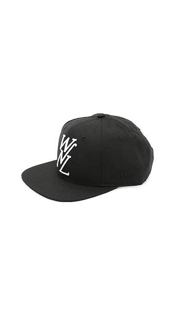 best sneakers 7ce2f 33a6d Public School. WNL Snapback Hat