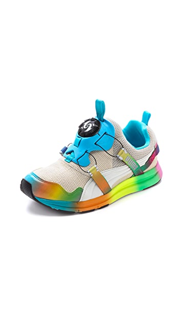 2c0b2433dd0e PUMA Puma x Solange Girls of Blaze Disc Rainbow Sneakers
