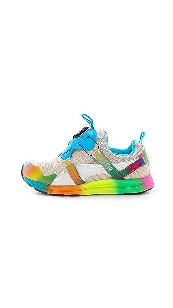 Puma x Solange Girls of Blaze Disc Rainbow Sneakers