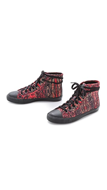 PUMA McQ Rush Mid High Top Sneakers
