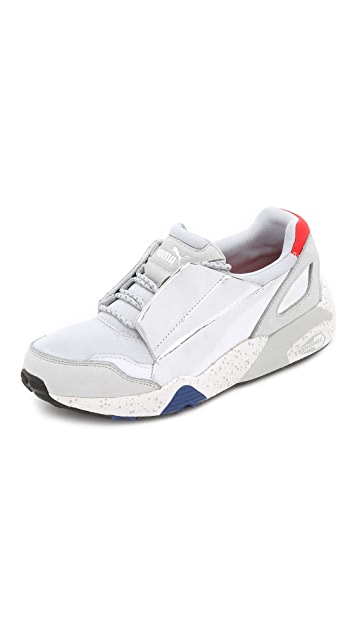 McQ Lace Disc Sneakers