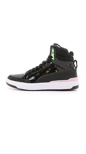 e66bb2279084 ... PUMA McQ Brace Femme Mid Sneakers ...