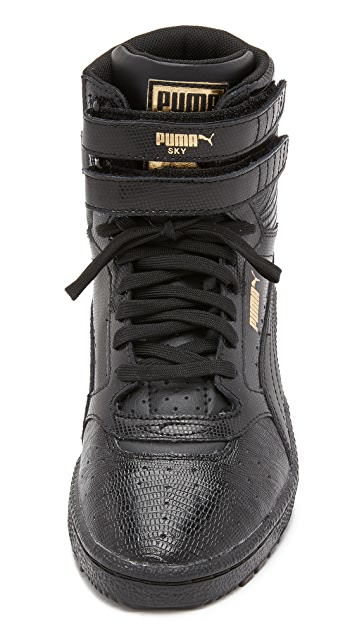 PUMA Sky II High Top Sneakers