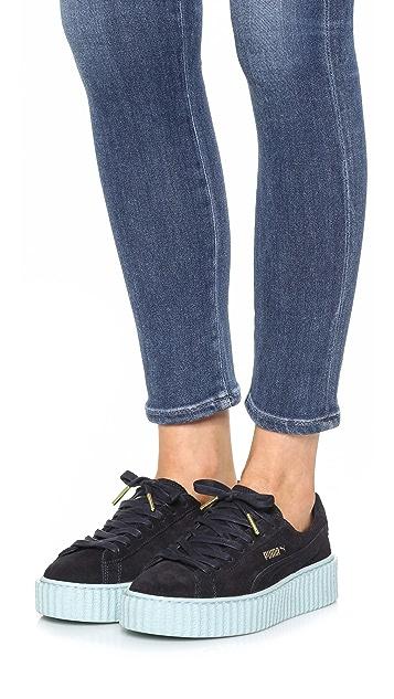 promo code 7342d 7d3af Puma x Rihanna Creeper Sneakers