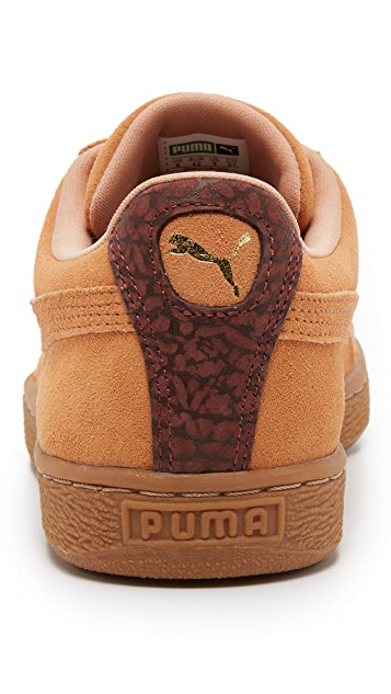 PUMA Select Suede Classic Casual Sneakers