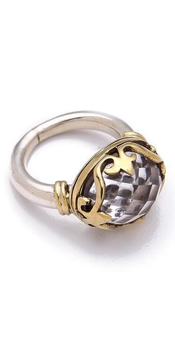 push BY PUSHMATAaHA Small Monarch Ring