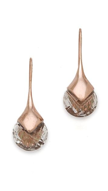 push BY PUSHMATAaHA Masai Earrings