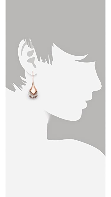 push BY PUSHMATAaHA Masai Earrings
