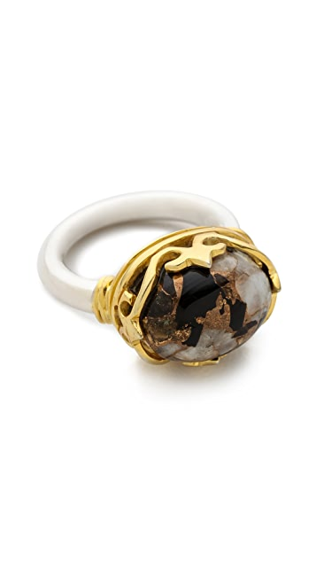 push BY PUSHMATAaHA Monarch Ring